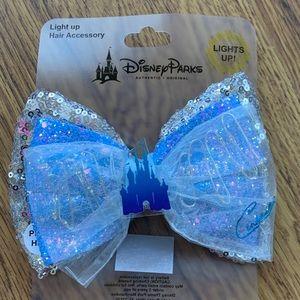 Disney Parks Cinderella Light Up Hair bow